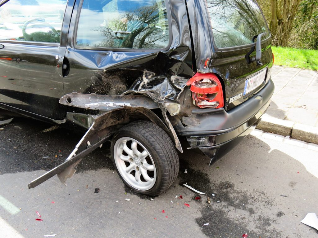 I was in a car accident, now what?